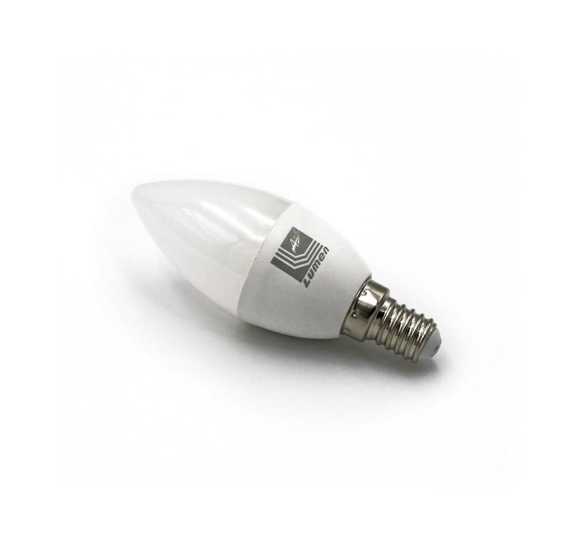 LED ΛΑΜΠΑ ΚΕΡΑΚΙ Ε14 5W 230V ΘΕΡΜΟ 3000Κ 13-1402500