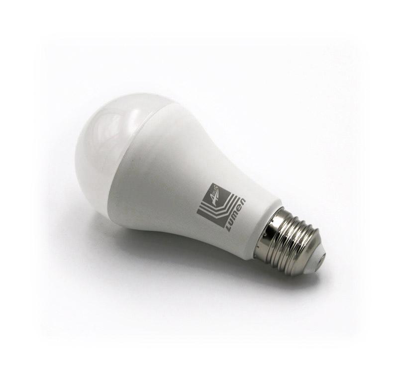 LED ΛΑΜΠΑ ΑΧΛΑΔΙ Ε27 20W 230V ΛΕΥΚΟ 4000Κ 13-2722201