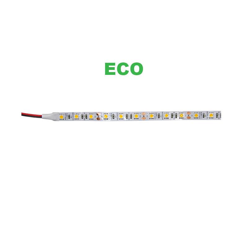 ΤΑΙΝΙΑ LED 5m 12VDC 14.4W/m 60LED/m ΛΕΥΚΟ IP20 eco 30-441291