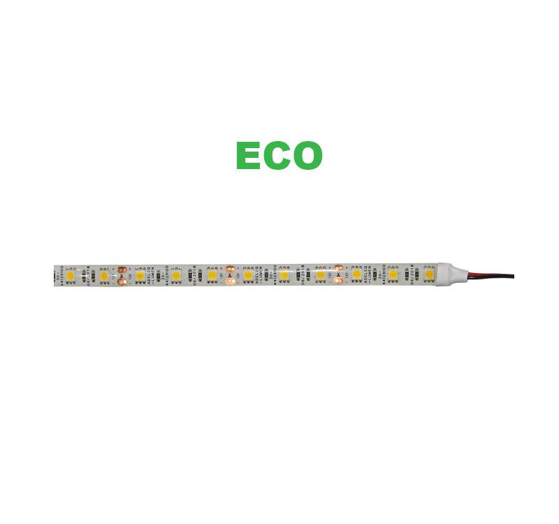 ΤΑΙΝΙΑ LED 5m 12VDC 14.4W/m 60LED/m ΨΥΧΡΟ IP54 eco 30-4412910